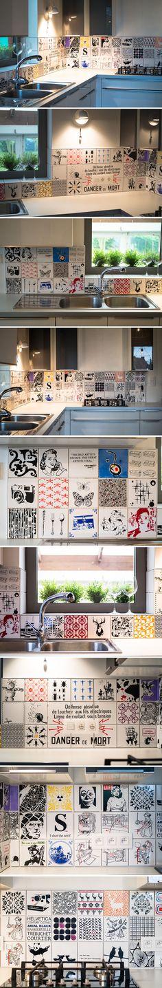 Carrelage murs Chester - Pour cuisine - Lapeyre   Kitchen ideas ...