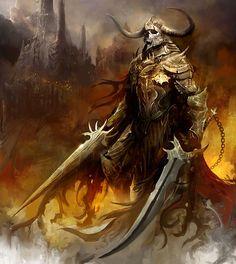 Demon Warrior  kekai kotaki