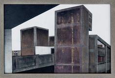 Mandy Payne liminal zone #architecture