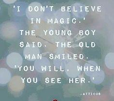Let magic happen ..... #MotivateMondays #LoveSkinade