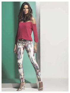 Maria Valentina, Ideias Fashion, Outfits, Pants, Ideas, Dresses, Style, Spring Summer, Women