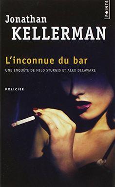 L'inconnue du bar par Jonathan Kellerman