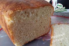 Evde Tost Ekmeği Yapımı
