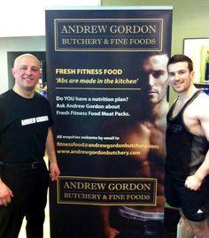 A Fitness Food Affair
