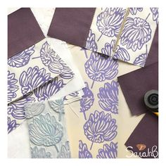 Today's color is purple (link in profile) #sarahb #uppercasewips #coloring #coloringbook #surfacedesign . . . . . #fabricdesign #textiledesign #foundforaged #finditstyleit #gatheredstyle #thehappynow #thatsdarling #livethelittlethings #abmlifeisbeautiful #dspattern #nothingisordinary #flashesofdelight #patternobserver #surfacepatterndesign #patternbank #pursuepretty #abmlifeissweet #abmlifeiscolorful #greetingcards #notecards #stationery #blockprinted #blockprint