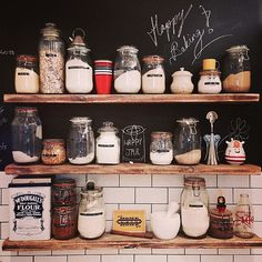 cute kitchen organization
