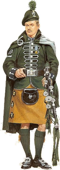 Hibernian dress, Caledonian Custom..a brief history of Irish kilts & tartans...