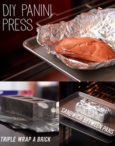 Did you know you could do this with foil?