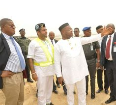 HEALTH: GOVERNOR UDOM PERFORMS GROUND BREAKING OF MEDICAL CITY PROJECT   Akwa Ibom State Governor Mr. Udom Emmanuel has said that his administration would continue to partner the private sector towards boosting the economy of the state.  Emmanuel stated this yesterday while performing the ground breaking ceremony of the proposed Thompson & Grace Medical City projects in Afaha Obong Abak Local Government area of the state.  Performing the ceremony Deputy Governor of the State Mr. Moses Ekpo…