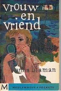 Eenzaamheid is het grondmotief van het werk van de in 1905 geboren Johanna Petronella Vrugt, die zich vanaf haar romandebuut 'Vrouw en vriend' (1941, over uitzichtloze en onbeantwoorde liefde) Anna Blaman noemde.