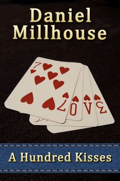 A Hundred Kisses by author Daniel Millhouse. A fictional contemporary romance.   Chase his dream of being a powerful businessman or win the heart of the woman he has only known for a week? That's the decision that Justin Carlson is forced to make.