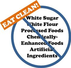 Eat Clean Lifestyle - That's pretty much it and you are on your way to a life of healthy, energy-filled days!