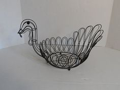 $26.98/FREE *domestic* SHIPPING Wire Basket Turkey Fall/Autumn/Harvest Decor Better Homes & Gardens Ltd. Edition