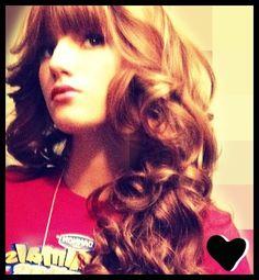 bella thorne curly hair photos   bella thorne icon 5