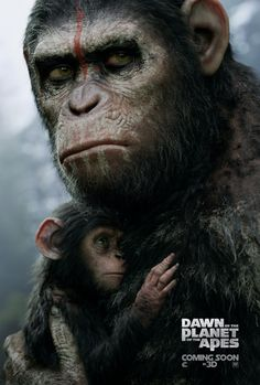 FINALLY! DAWN OF THE PLANET OF THE APES Trailer is Here!