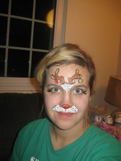 Holiday Faces - B. Beautiful Face Painting