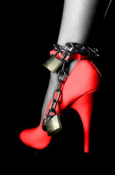 MS:  no high heels for me.......with legs that don't work. So very pissed