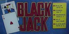 Blackjack Rules Sign
