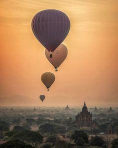 09.06.17 Mình muốn đến Bagan xem khinh khí cầu. Too much destinations. Where is money? 😪