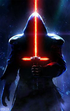 The Force Awakens by Ilker Esen