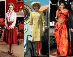 Michelle Obama Fashion: Top 10 Best-Dressed First Ladies