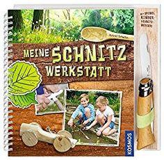 Dieses schöne Buch Meine Schnitzwerkstatt sorgt garantiert dafür, dass Kinder blitzartig die Spielkonsole verlassen. Denn im Wald lauern die tollsten Abenteuer in Form vieler Schnitzspielzeuge. Wer…