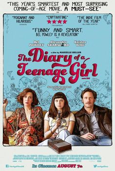 The Diary of a Teenage Girl (2015) - FilmAffinity