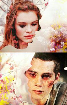 Lydia and Stiles  #teenwolf #Stydia