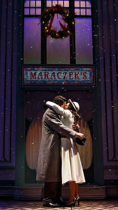 She Loves Me. One of the most magical shows I've ever seen. Theatre Nerds, Music Theater, Broadway Theatre, Broadway Shows, Musicals Broadway, She Loves Me Musical, My Life Is Boring, The Great White, Dear Evan Hansen