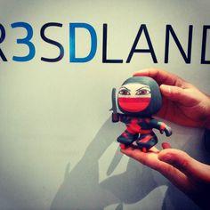Something we liked from Instagram! Personaliza lo que tu quieres en #tr3sdlandlleida #tr3sdland #blender #composite #impresion3d #sicnova3d #ninja #regalo #regalospersonalizados #regalosoriginales #ideaspararegalar #diseño3d #lleida #igers #igerslleida #3dprint #3dprinter #3dprinting #3d by tr3sdland_lleida check us out: http://bit.ly/1KyLetq