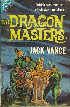 Jack Vance The Dragon Masters