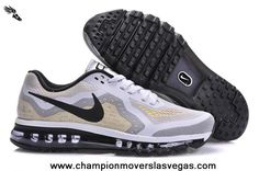 new arrival ec60a 3c220 Cheap Nike Air Max 2014 Mens New Released Shoes White Yellow Running Nike,  Mens Running