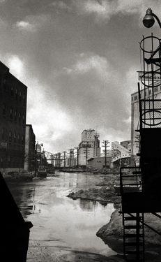 """Saatchi Online Artist Daniel Heikalo; Photography, """"Port de Montreal-1976"""" #art"""