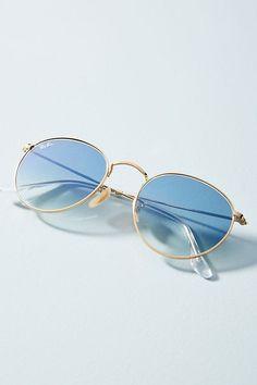 34a31e3dd3cea Ray-Ban Round Metal Sunglasses. EscuroÓculos De Sol ...