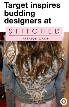 Target Inspires Budding Designers At STITCHED Fashion Camp