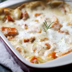 Roasted Butternut Squash Lasagna Recipe   Diethood