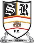 STAFFORD RANGERS FC    - STAFFORD