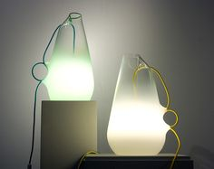 Traden Lamp Bottle Brad Turner
