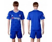 Chelsea Blank Home Soccer Club Jersey