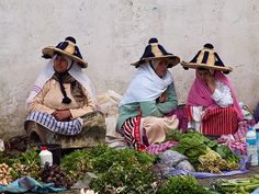Berber women. Tangiers, Morocco