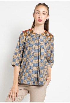 Model baju Batik kerja wanita danar Hadi Yang Trendi Dan Batik Danar Hadi  Wanita Jual Batik 4641ed34cb