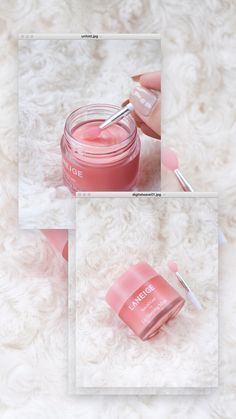 Awesome beauty diy information are offered on our website. Take a look and you wont be sorry you did. Diy Lip Mask, Hydrating Lip Balm, Nail Polish Blog, Lip Sleeping Mask, Beauty Hacks For Teens, Sensitive Skin Care, Laneige, Glass Skin, Skin Food