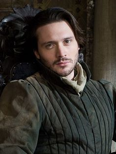 George, Duke of Clarence played by David Oakes in The White Queen
