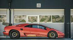 Lamborghini Diablo by Albrex: Philosophy in a Speedbox Lamborghini Diablo, Philosophy, Car, Automobile, Philosophy Books, Autos, Cars
