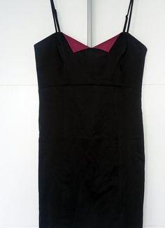 Kup mój przedmiot na #vintedpl http://www.vinted.pl/damska-odziez/krotkie-sukienki/18092933-nowa-piekna-mala-czarna-na-ramiaczkach-w-rozm-40