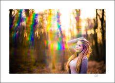 Fotoshooting im Winter - Blitz statt Sonne
