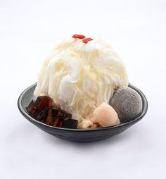 アイスモンスターに新メニュー「杏仁かき氷」- ハロウィンにはモンスター級かき氷も提供   ニュース - ファッションプレス