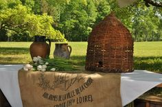 French bee skep...