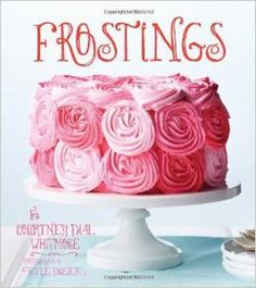 From rich and cream frostings to decadent ganaches and delicious glazes, Frostings not only contains fabulous recipes but pages upon pages of eye-candy for styling your sweet treats for parties! Whipp