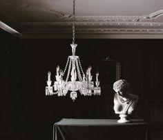Baccarat Zenith crystal chandelier